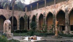 El monasterio de la trinidad