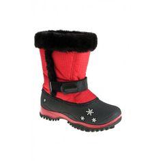 Cапоги Lily Dark Red детские Baffin