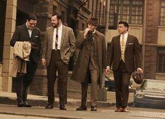 Dress Like the Mad Men: The Fashion of Salvatore Romano