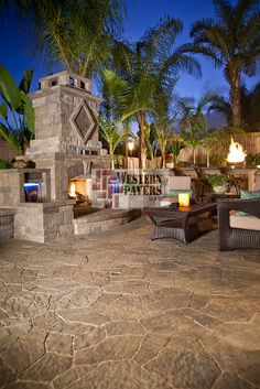 backyard ideas with flagstone pavers