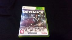 DEFIANCE - XBOX 360 - MANUAL INCLUDED #EBAY #Figures #Collectibles #Comics #VideoGames