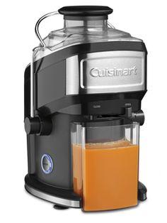 Cuisinart CJE-500 Compact Juice Extractor - http://blogs.carygadgets.com/kitchen-gadgets/cuisinart-cje-500-compact-juice-extractor/