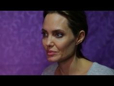 #AngelinaJolie Meets #Syria's Lost Children - #UNHCR Special Envoy Angelina Jolie visited Lebanon's #Bekaa Valley, to meet 11 year old Hala and her five siblings who arrived as orphans from Syria's war.