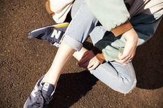 Oyster x New Balance Shoot | Fashion Magazine | News. Fashion. Beauty. Music. | oystermag.com