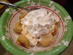 Fried Bananas and Ice Cream [3264x2448] [OC]