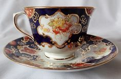 Royal Albert Imari Cup and Saucer, 1920s by FelthamAntiques on Etsy
