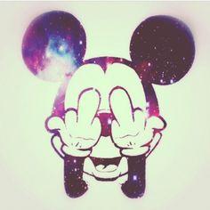 Badas mickey mouse