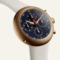 Ikepod wristwatches by Marc Newson