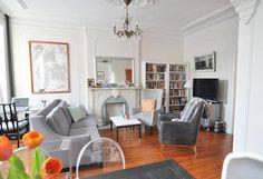 Cómo hacer de un piso clásico un hogar muy actual en Brooklyn