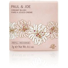 Paul & Joe Cream Blush Refill ($9.29) ❤ liked on Polyvore featuring beauty products, makeup, cheek makeup, blush and one colour