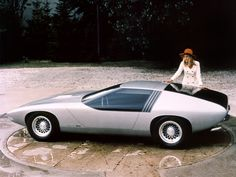 1969 Opel CD Concept Car  The Opel CD was designed under the control of Charles M. Jordan, and was first shown at the 1969 Frankfurt Motor Show on September the 9th.