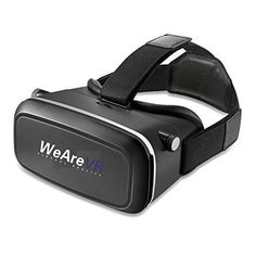 WEAREVR VR Virtual Reality Headset 3D Glasses Power By Smartphone