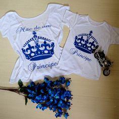 camisetas-mae-e-filho-principe-look-comprar