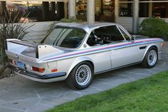 1974 BMW 3.0 CSL Maintenance of old vehicles: the material for new cogs/casters/gears/pads could be cast polyamide which I (Cast polyamide) can produce