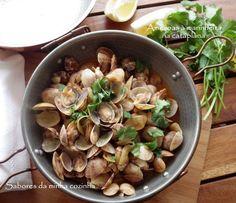Uma receita tradicional da região da Galiza, muito fácil de preparar e bastante saborosa