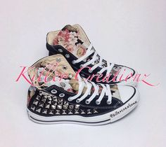 8d21c2ea4a2bb 50 Best studded converse images in 2016 | Studded converse, Converse ...
