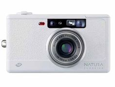 The FujiFilm Natura Classica 35 mm point and shoot. Would love to add this to my ever-growing collection of cameras...