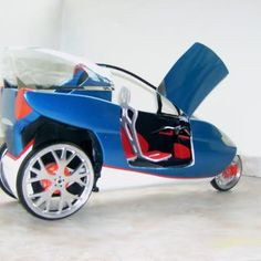 Tilting 'bullet-proof' 150mph 3-wheel EV … Urban Jet or urban myth?