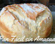 Encuentra las mejores recetas de pan facil o pan pirex de entre miles de recetas de cocina, escogidas de entre los mejores Blogs de Cocina.