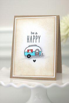 happy camper {lawn fawn inspiration week} by mom2sofia, via Flickr
