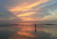 Sunrise at Neptune Beach FLORIDA