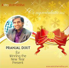 Pranjal Dixit, 2nd Winner
