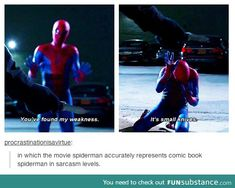 Spider man technically isn't in the Avengers movie... But he's Marvel, so who cares?