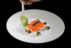 Eric Ripert | foto Sergio Coimbra | Restaurant Le Bernardin - New York