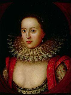 William Larkin (1580–1619) Frances Howard, Countess of Somerset Date circa 1615
