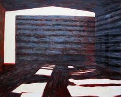 "Saatchi Art Artist Wojtek Herman; Painting, ""Inside - Outside I"" #art"