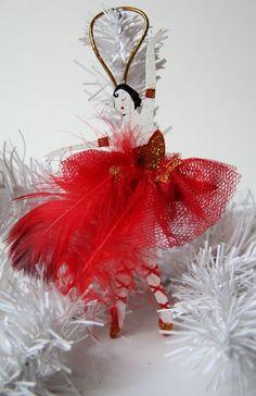 Новогодние игрушки своими руками: елочные игрушки и новогодние украшения - фото идеи