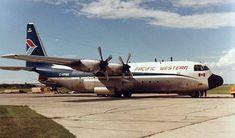 Lockheed L-100-20 382F