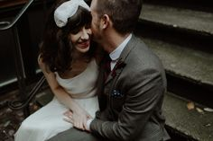 Danny & Kate // Copenhagen Elopement. - Scotland Wedding Photographer | The Kitcheners