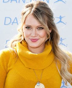 "Hilary Duff: Breastfeeding Is ""Challenging, but Wonderful"""