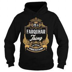I Love  FARQUHAR T-Shirts