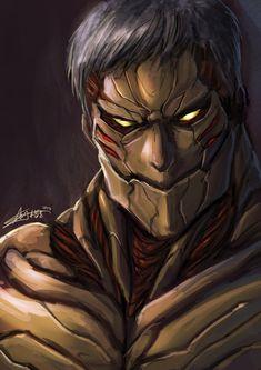 40 Armored Titan Ideas Titans Attack On Titan Armor