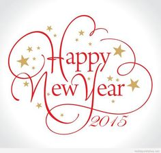10 coolest calligraphic xmas new years greetings word art amazing happy new year 2015 wallpaper with stars m4hsunfo