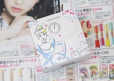 Etude House Mineral Any Cushion Case Cinderella - Kawaii Things