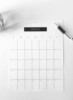 small 2018 printable calendar