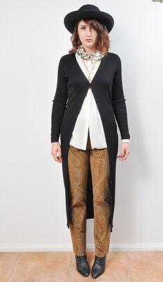 ETRO Italian Skinny Straight Velvet Pants Paisley by Fuzzybellas, SOLD