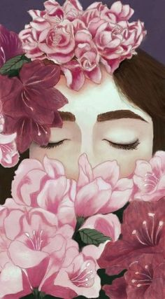 Flowers Girl Illustration Artists 67 IdeasYou can find illustration art girl and more on our website. Girl Art Picture, Sunflower Wallpaper, Illustration Artists, Girl Illustrations, Illustration Girl, Painting Of Girl, Painting Wallpaper, Anime Art Girl, Art Pictures