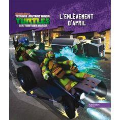 Teenage Mutant ninja Turtles Volume 2 L'enlèvement- Nickelodeon
