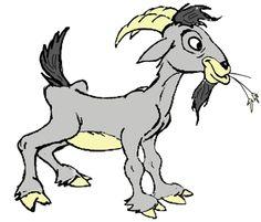Billy Goat Cartoon | lol-