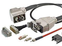 Endüstriyel konnektörler özellikle fabrikalarda kablolama işlemlerinde sıklıkla kullanılır. Hız montaj işlemlerinde bu konnektörler oldukça önemlidir.