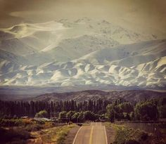 Mendoza, Argentina - it's amazing. Beautiful sights, gorgeous wine, and something indescribable in the air
