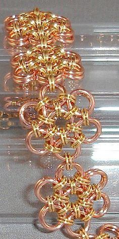 Bisutería con aros de alambre | El blog de Lmuestras de joyas sukyosAbalorios.com