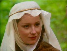 Judi Trott as Lady Marion. Robin of Sherwood.