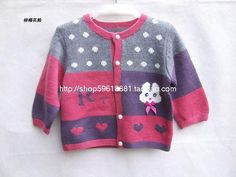 china clothes Cheap clothing valet, Buy Quality clothing cheap directly from China clothing motorcycle Suppliers: Hand Knitted Cardigan sweater for baby girl toddler clothing Wool Coat Size Month 78 Free Shippi Baby Cardigan Knitting Pattern, Baby Knitting Patterns, Knit Cardigan, Toddler Girl Outfits, Girl Toddler, Baby Outfits, Knitting For Kids, Hand Knitting, Clothes Valets