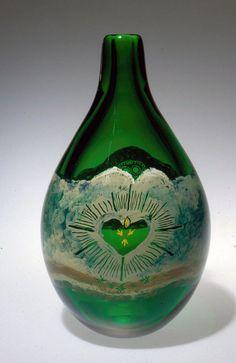 Gary Beecham & Mary Lynn White (Former) exhibiting members in Glass