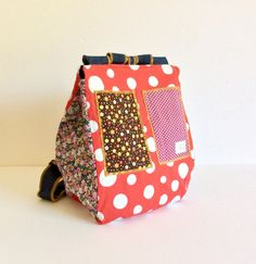 Red forest by Netta on Etsy